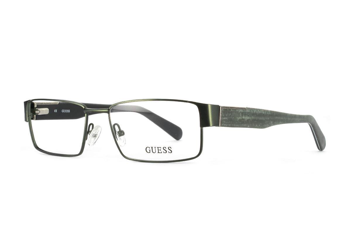 Guess 高质感眼镜 GU1825-GRN1