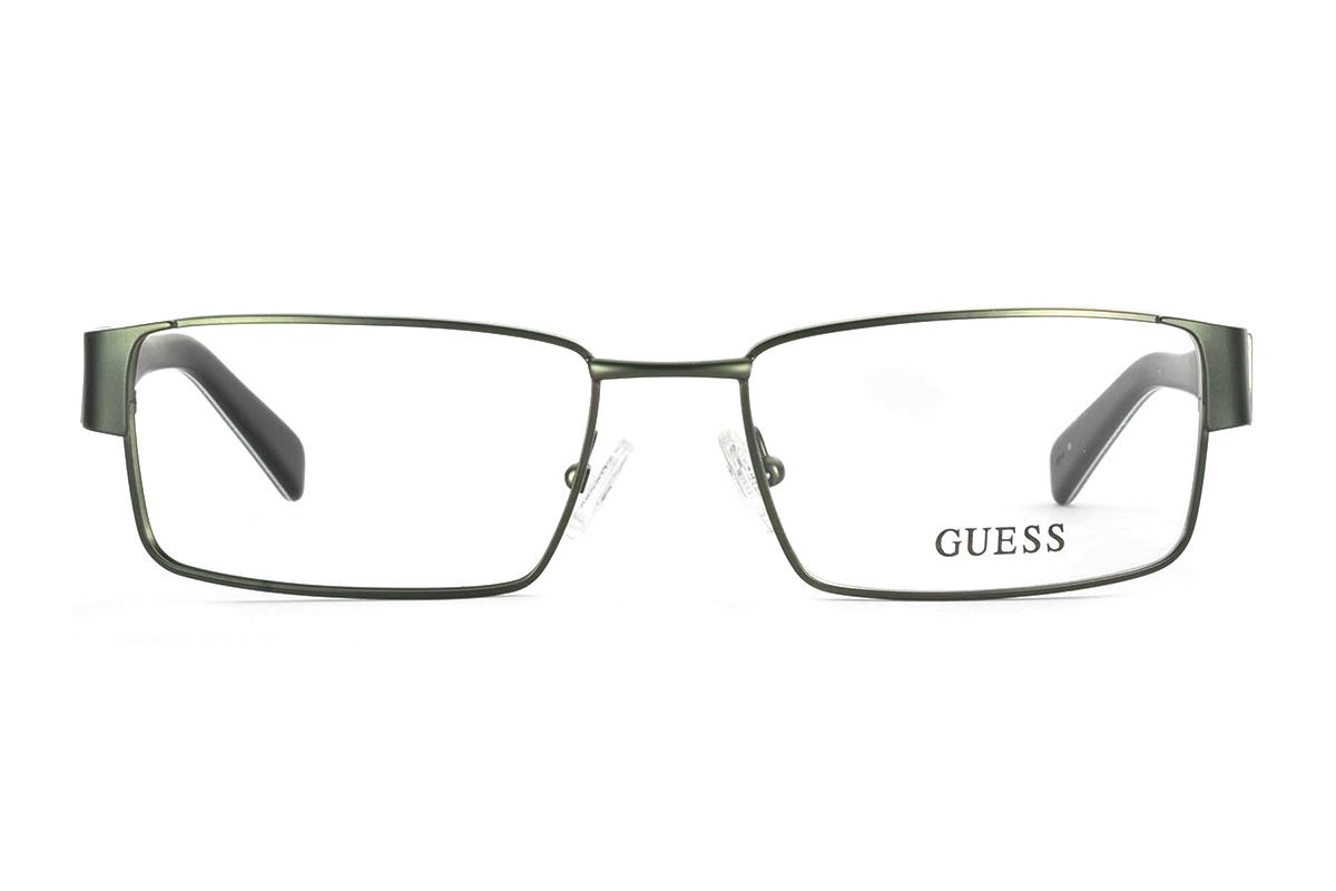 Guess 高质感眼镜 GU1825-GRN2