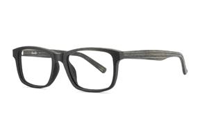 眼鏡鏡框-木質感潮框 FL2025-C1H