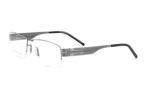 眼鏡鏡框-FG 高質感薄剛鏡框 N1917-GE
