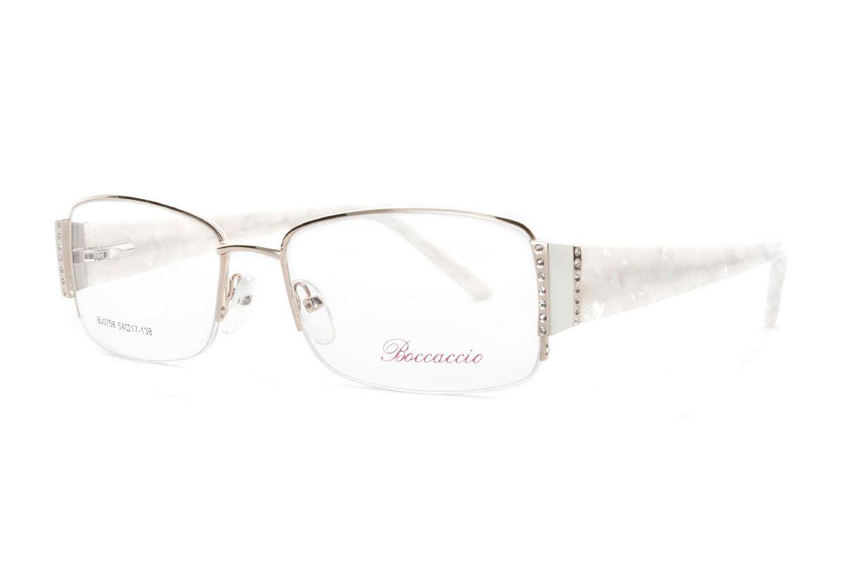 高质感眼镜框 0758-WI1