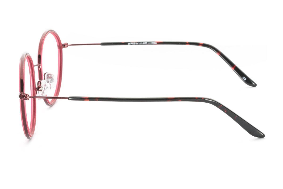 严选质感眼镜 8622-RE3