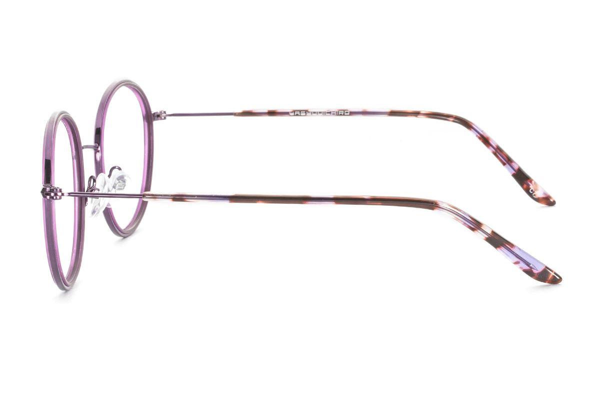 嚴選質感眼鏡 8622-PU3