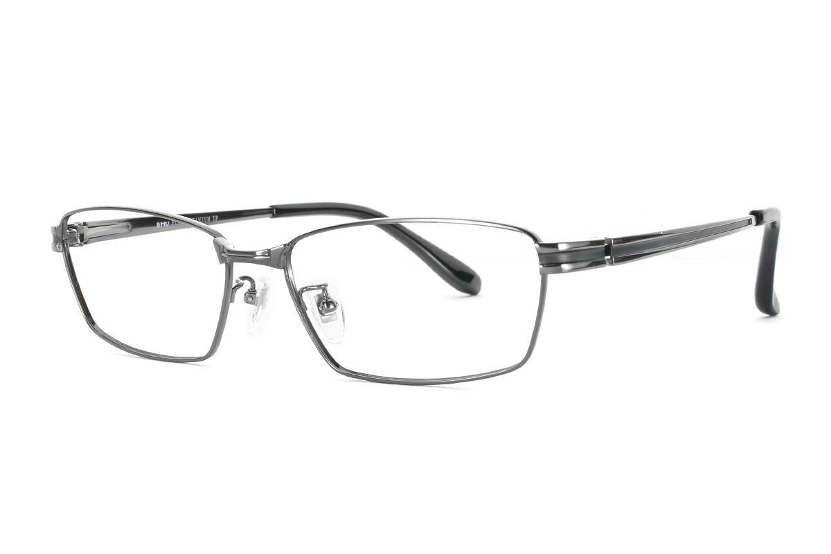 严选高质感纯钛眼镜 11409-C81