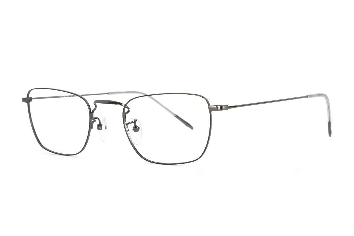 严选高质感钛镜框 6351-C21