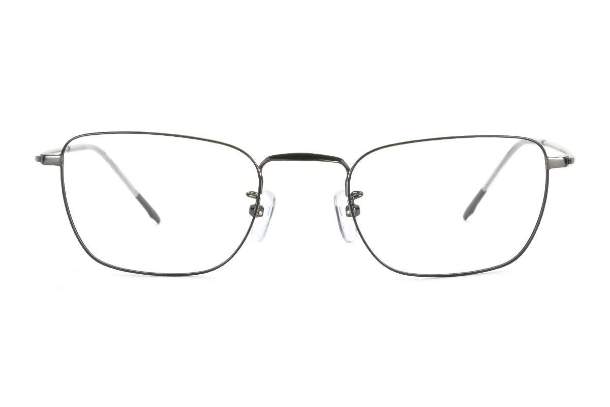 严选高质感钛镜框 6351-C22
