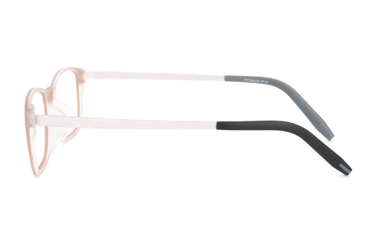 严选高质感弹性钛镜框 H8090-C123