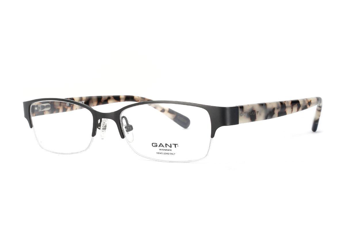 Gant 高質感眼鏡 GWELIZA-SBLK1