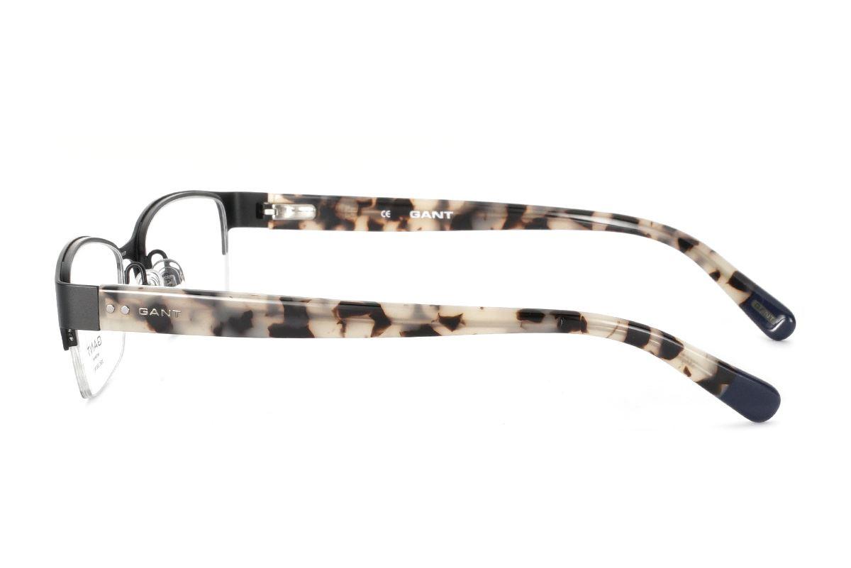 Gant 高質感眼鏡 GWELIZA-SBLK3