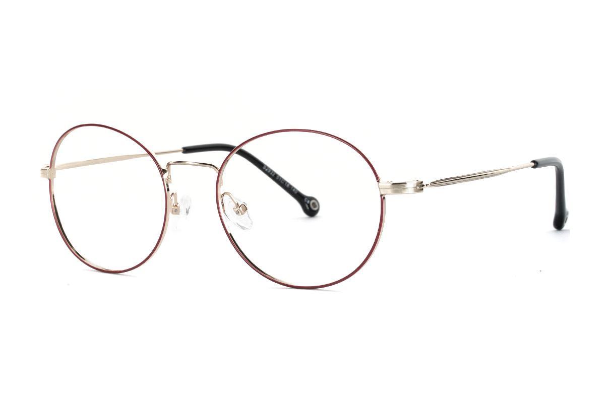 嚴選質感細框眼鏡 FUS2932-C81