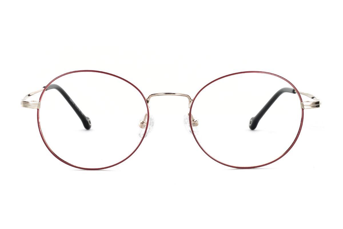 严选质感细框眼镜 FUS2932-C82