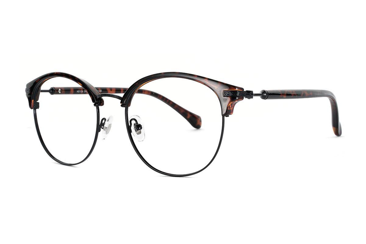嚴選時尚眼鏡框 FLH0104-C10B1