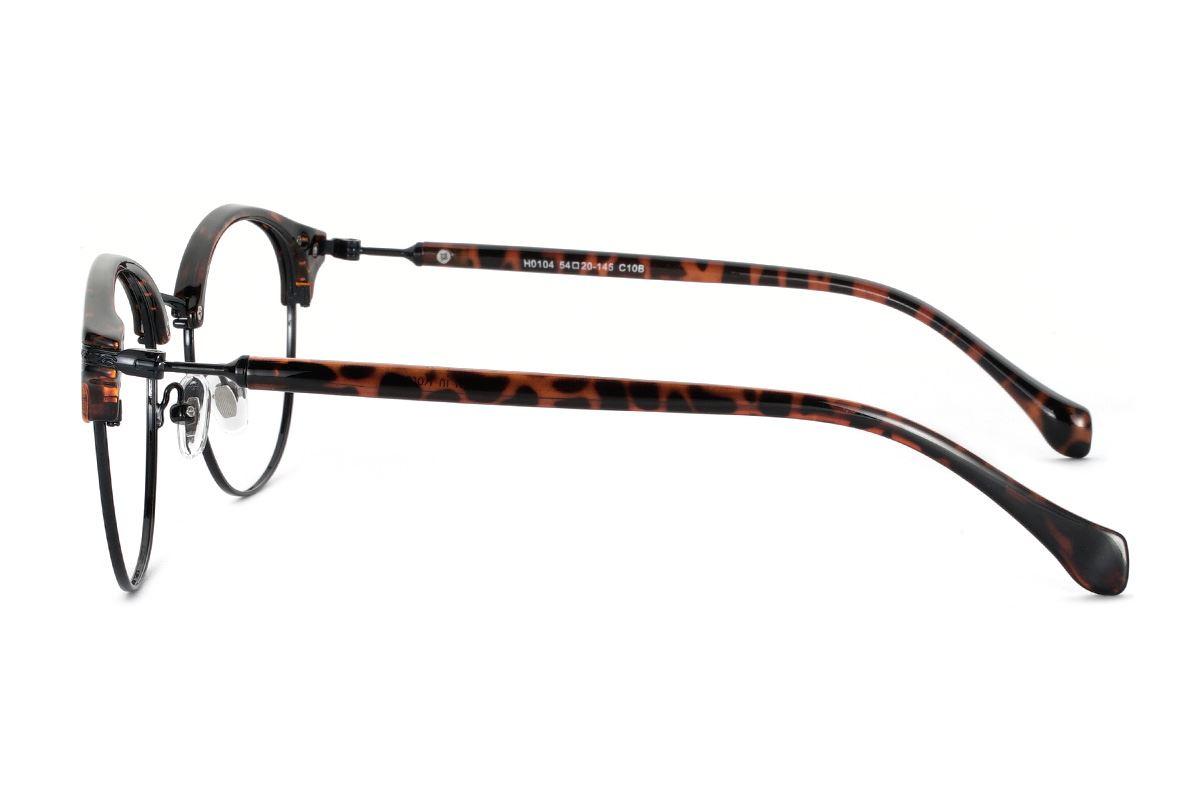 嚴選時尚眼鏡框 FLH0104-C10B3
