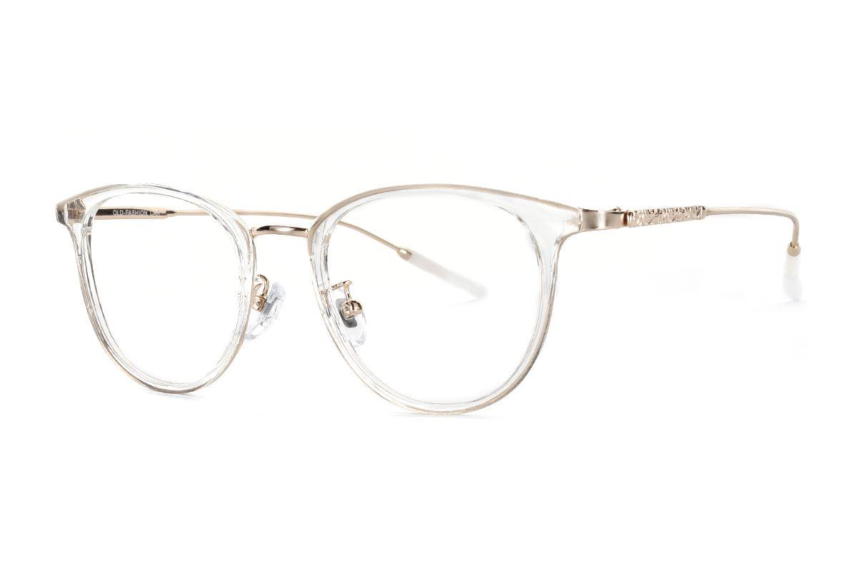 严选质感透明眼镜 FU1130-C51