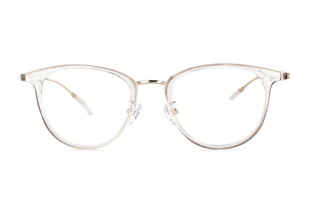 严选质感透明眼镜 FU1130-C52