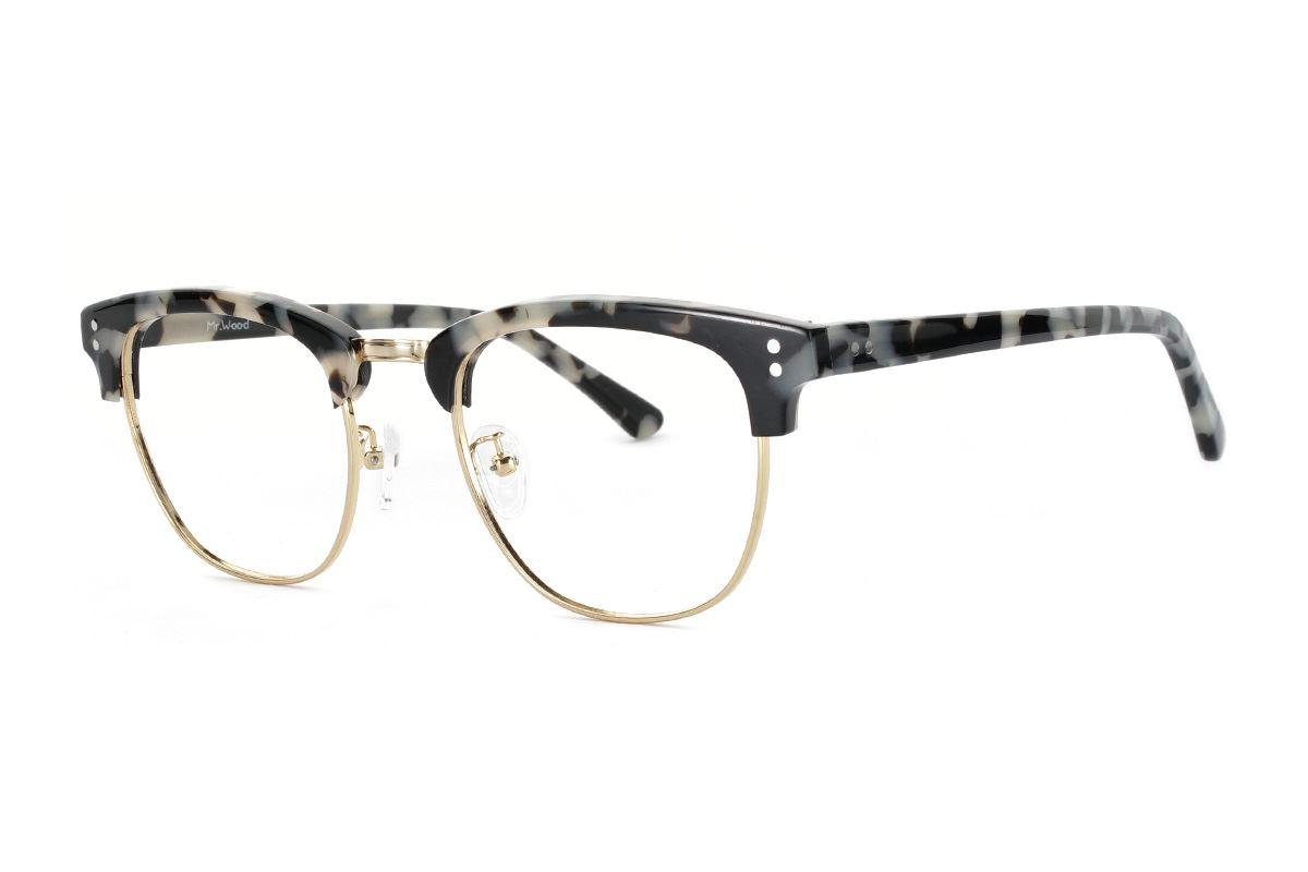 嚴選個性潮框眼鏡 M5031-C31