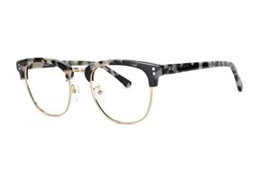 眼鏡鏡框-嚴選個性潮框眼鏡 M5031-C3