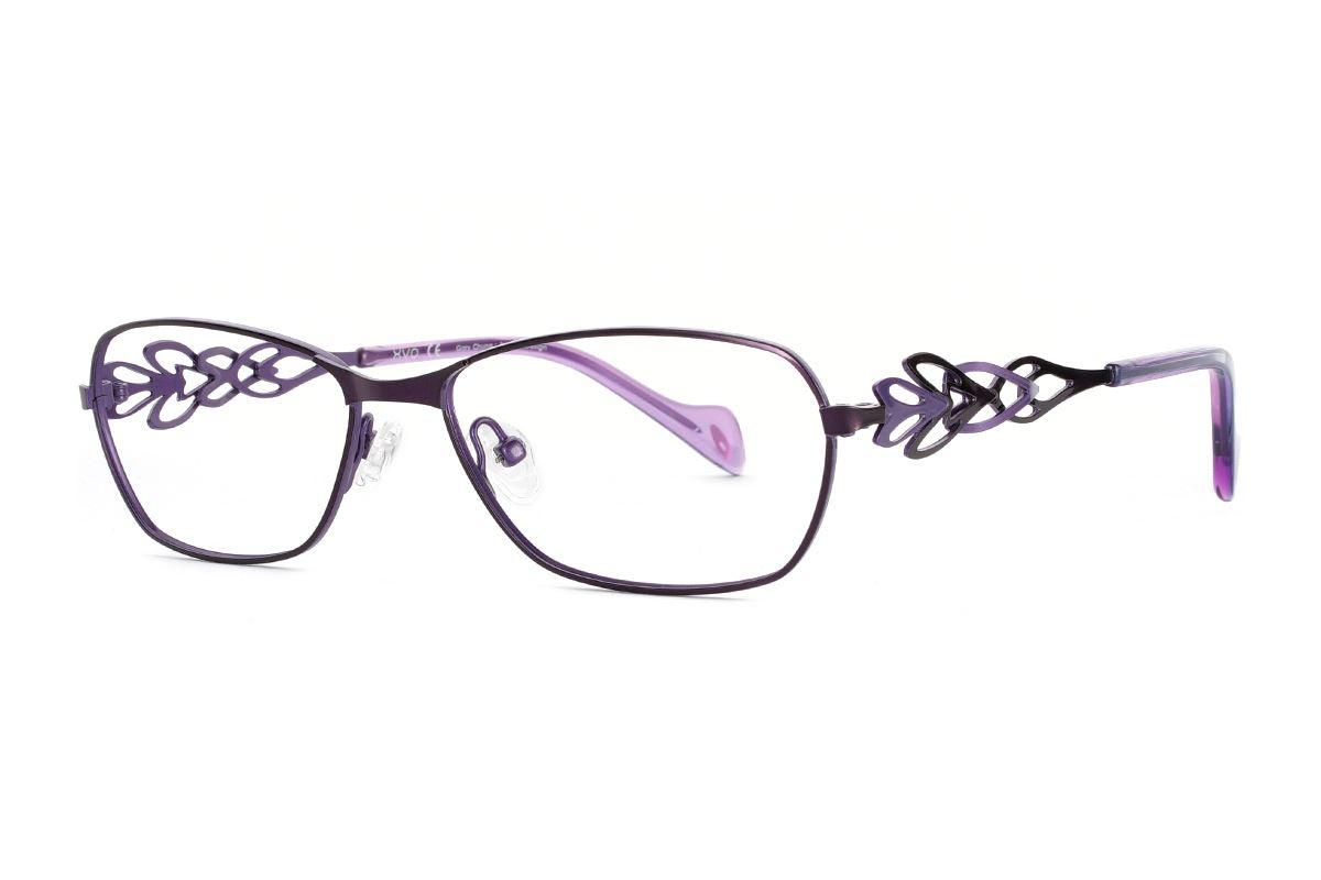 嚴選造型眼鏡框 XVO F1046-C31