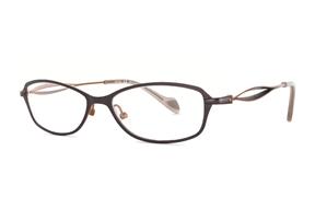 眼鏡鏡框-嚴選造型眼鏡框 XVO F1004-C4
