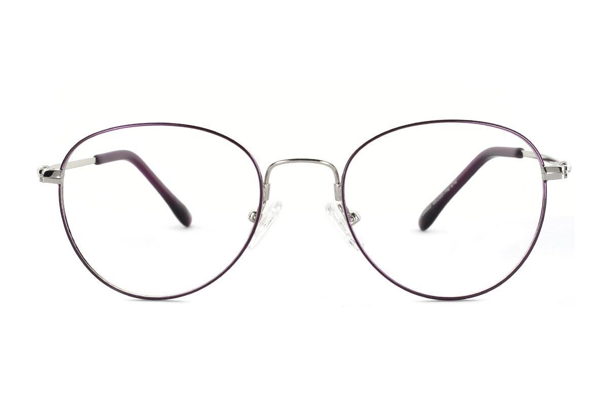 严选细框眼镜 FS8003-C122