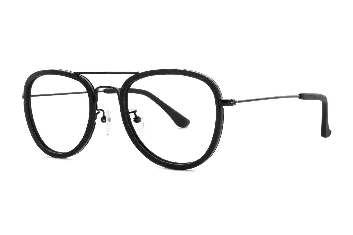 嚴選木質眼鏡 M5025-SC11