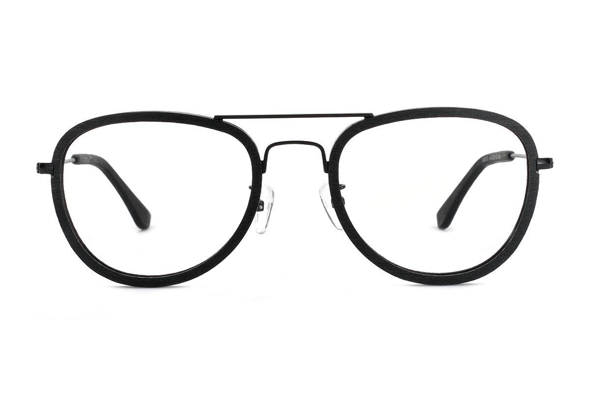 嚴選木質眼鏡 M5025-SC12