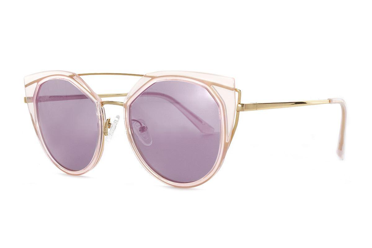 嚴選淺水銀太陽眼鏡 FN6B301
