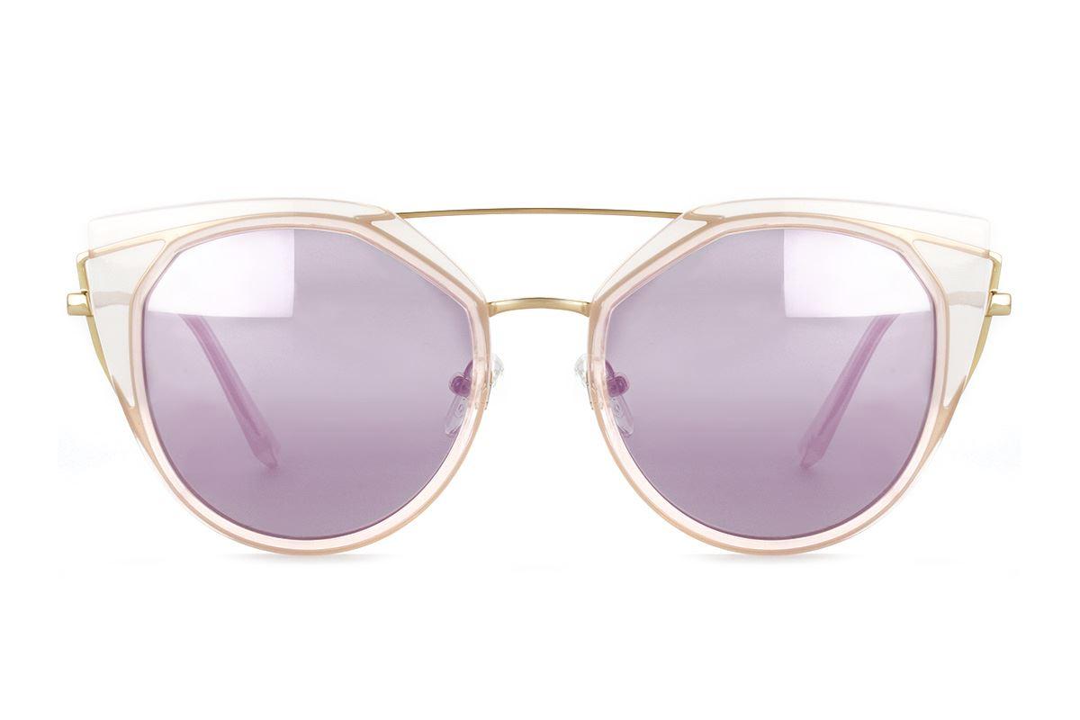 嚴選淺水銀太陽眼鏡 FN6B302