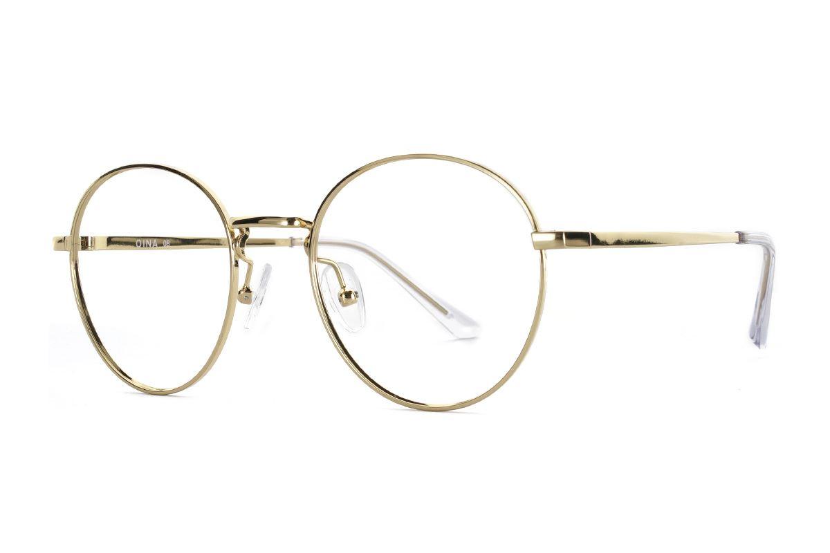 嚴選細框眼鏡 FQ7B601