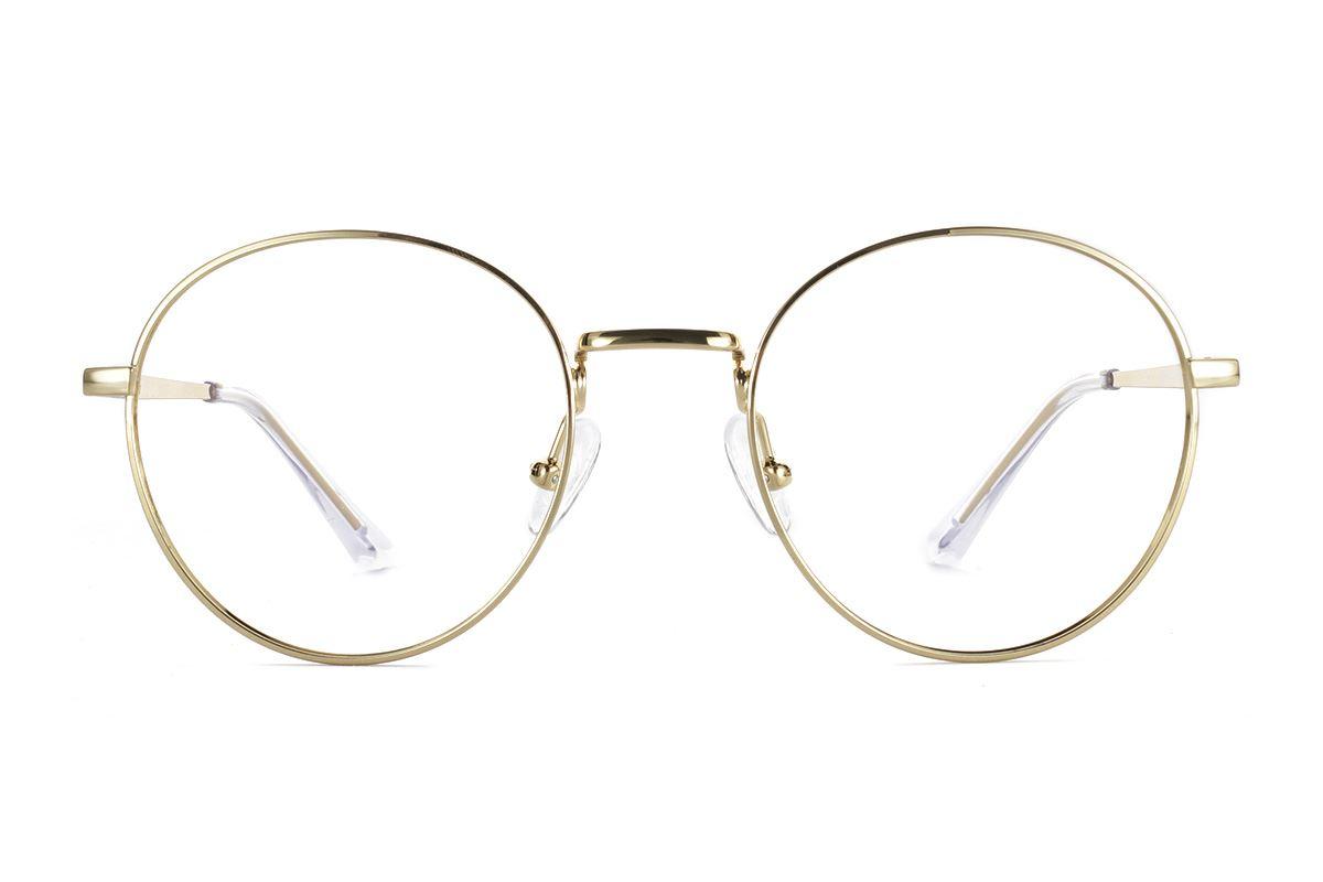 嚴選細框眼鏡 FQ7B602
