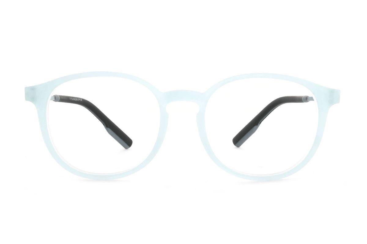嚴選兒童彈性鈦眼鏡 8094-C5N2