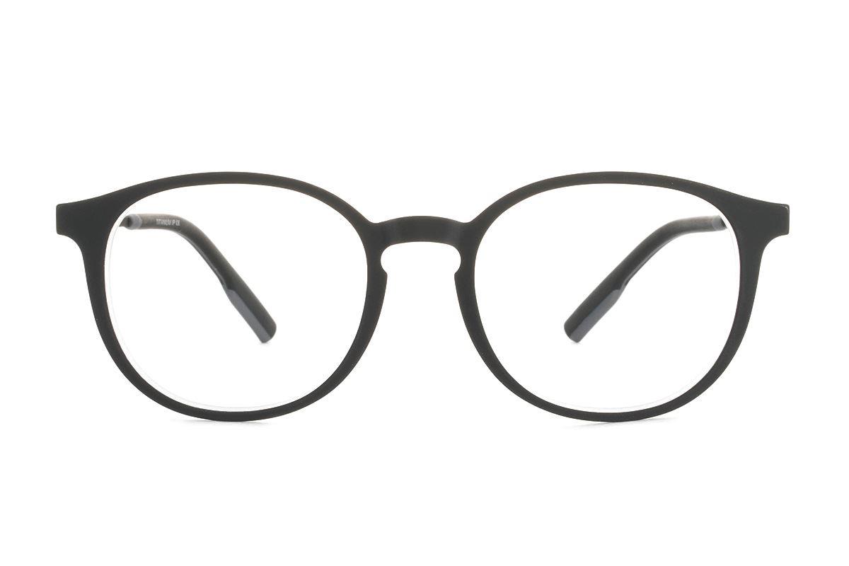 嚴選兒童彈性鈦眼鏡 8094-C1N2
