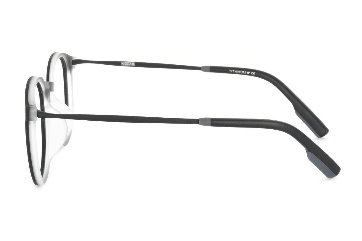嚴選兒童彈性鈦眼鏡 8094-C1N3