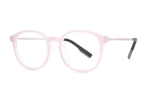眼鏡鏡框-嚴選兒童彈性鈦眼鏡 8094-C8N