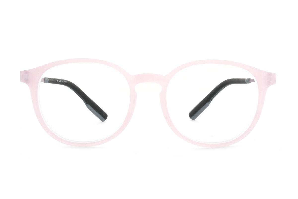 嚴選兒童彈性鈦眼鏡 8094-C8N2