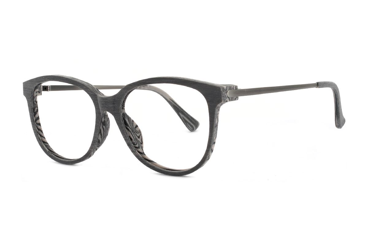 嚴選木質感眼鏡 M1985-SC51