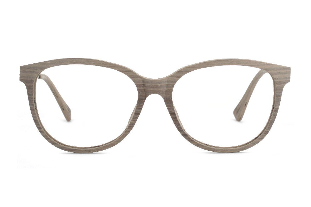 嚴選木質感眼鏡 M1985-SC22