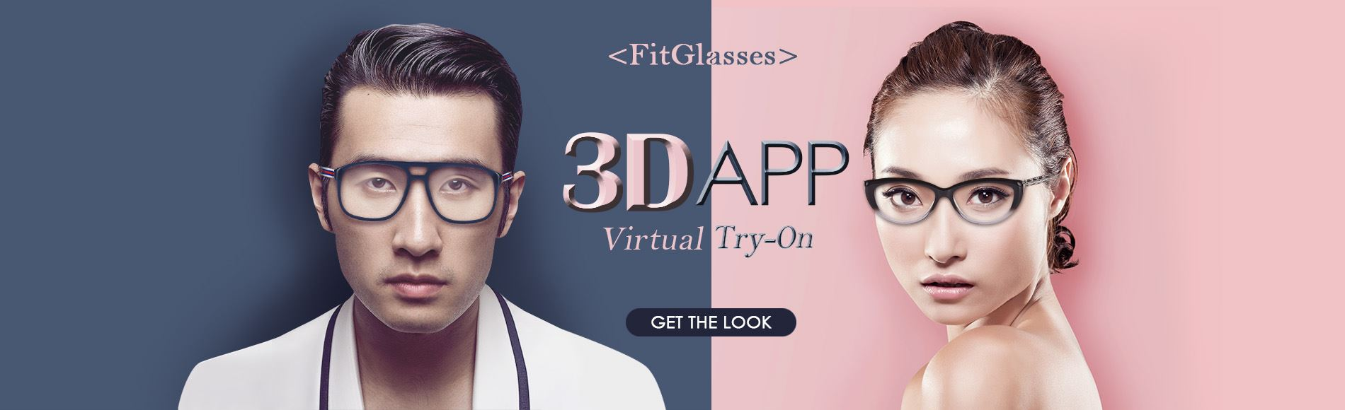 3D eyeware app, eyeware try on, sunglasses virtual try-on, glasses try-on