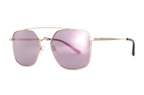 太陽眼鏡-嚴選淺水銀太陽眼鏡 FN7B61