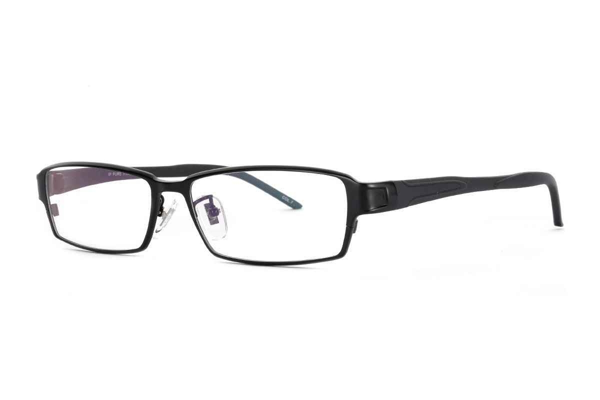 嚴選鈦合金眼鏡 FM9306-C71