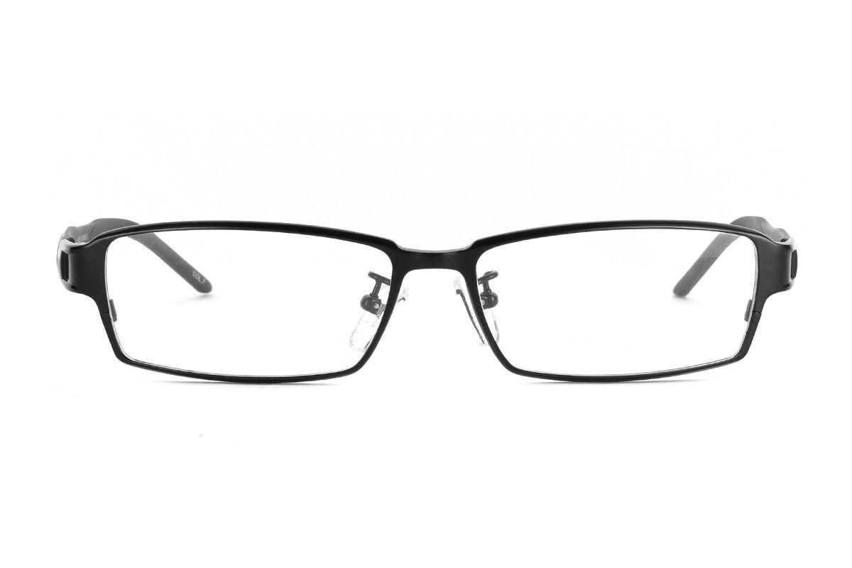 嚴選鈦合金眼鏡 FM9306-C72