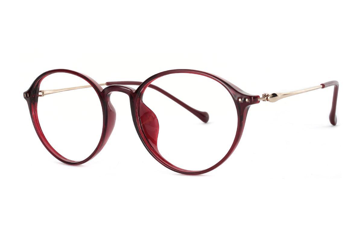 嚴選質感透明眼鏡 FUS2199-C51
