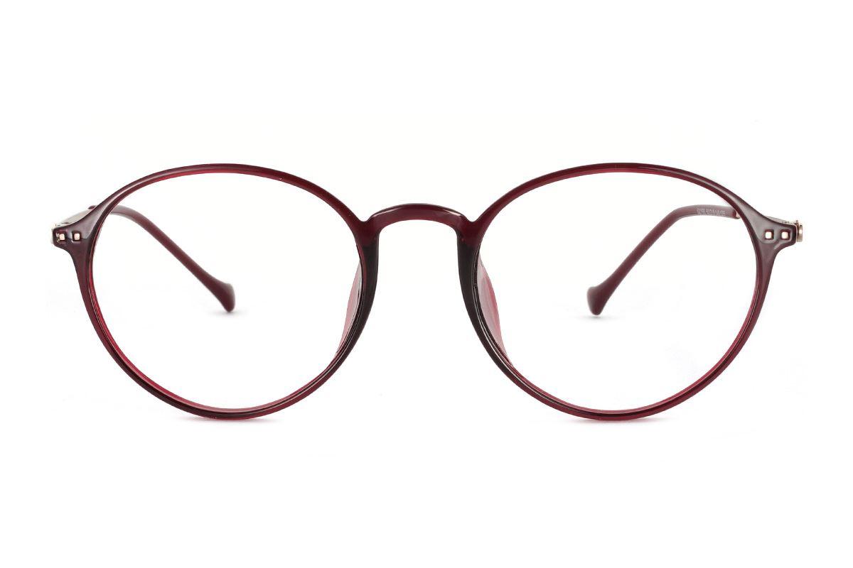 嚴選質感透明眼鏡 FUS2199-C52