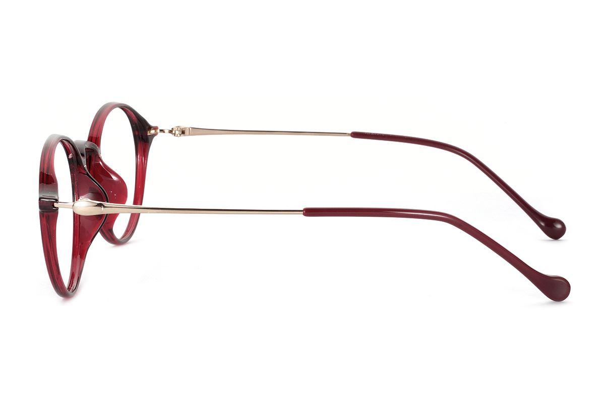 嚴選質感透明眼鏡 FUS2199-C53