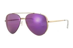 太陽眼鏡-嚴選淺水銀太陽眼鏡 FN8B61
