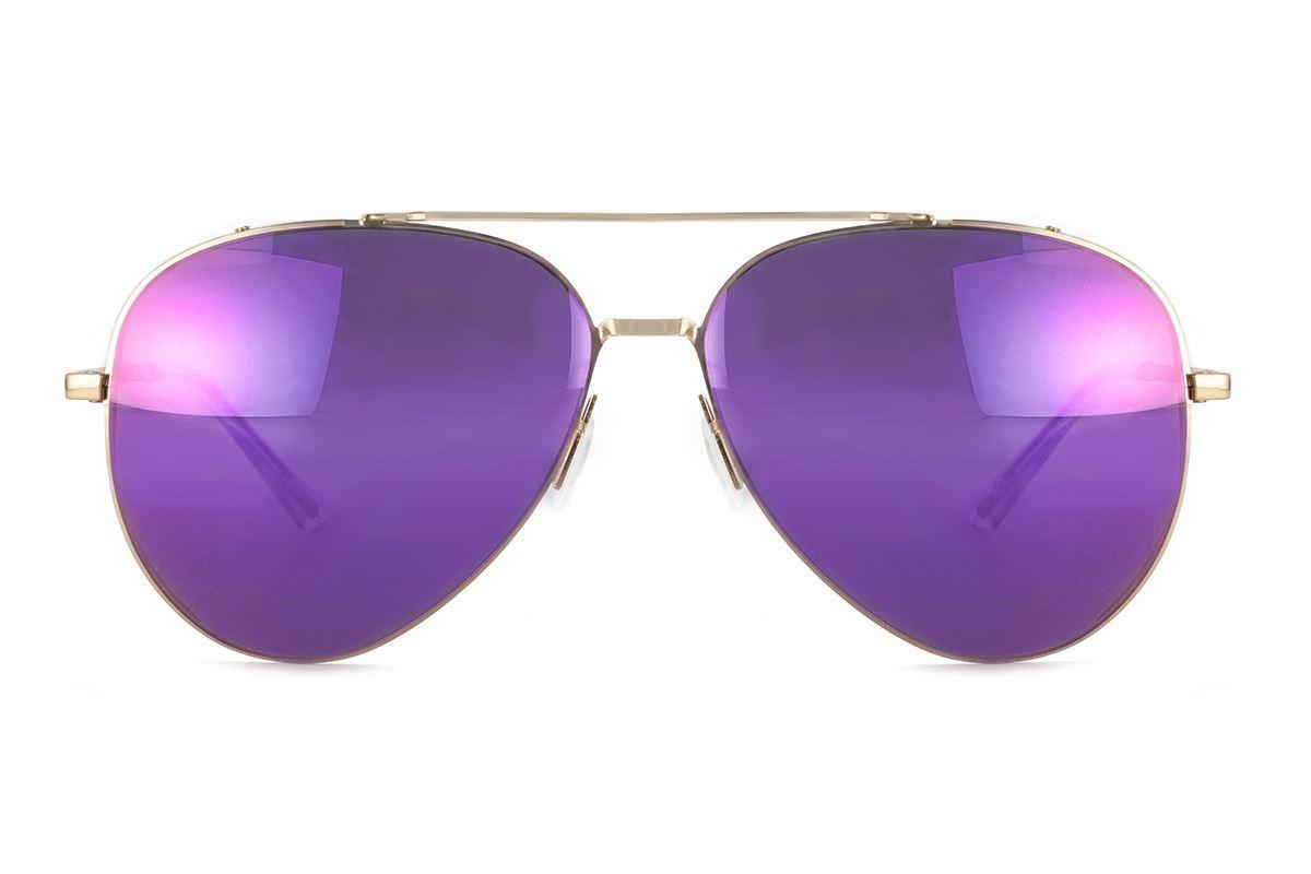 嚴選淺水銀太陽眼鏡 FN8B612