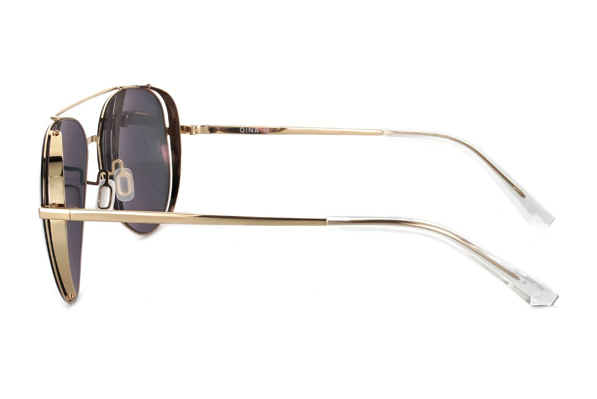 嚴選淺水銀太陽眼鏡 FN8B613