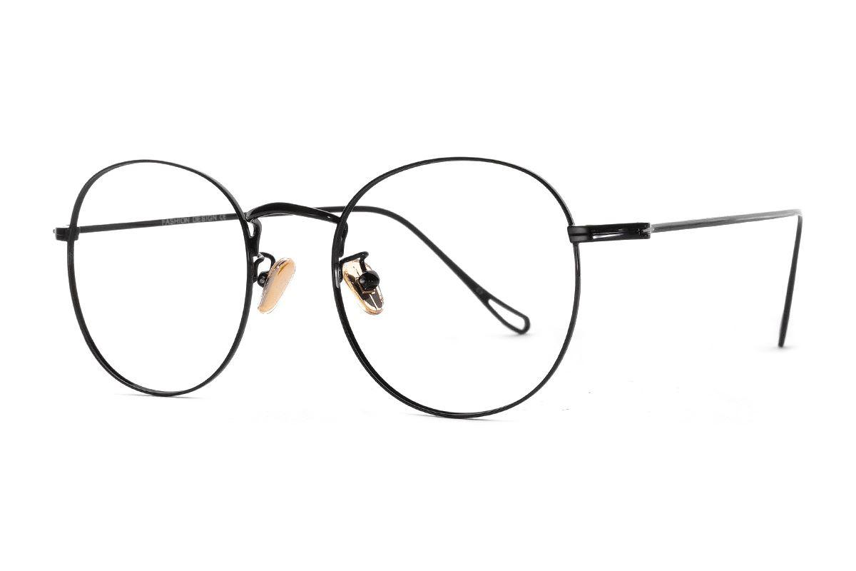 嚴選質感細框眼鏡 FU8181-C71