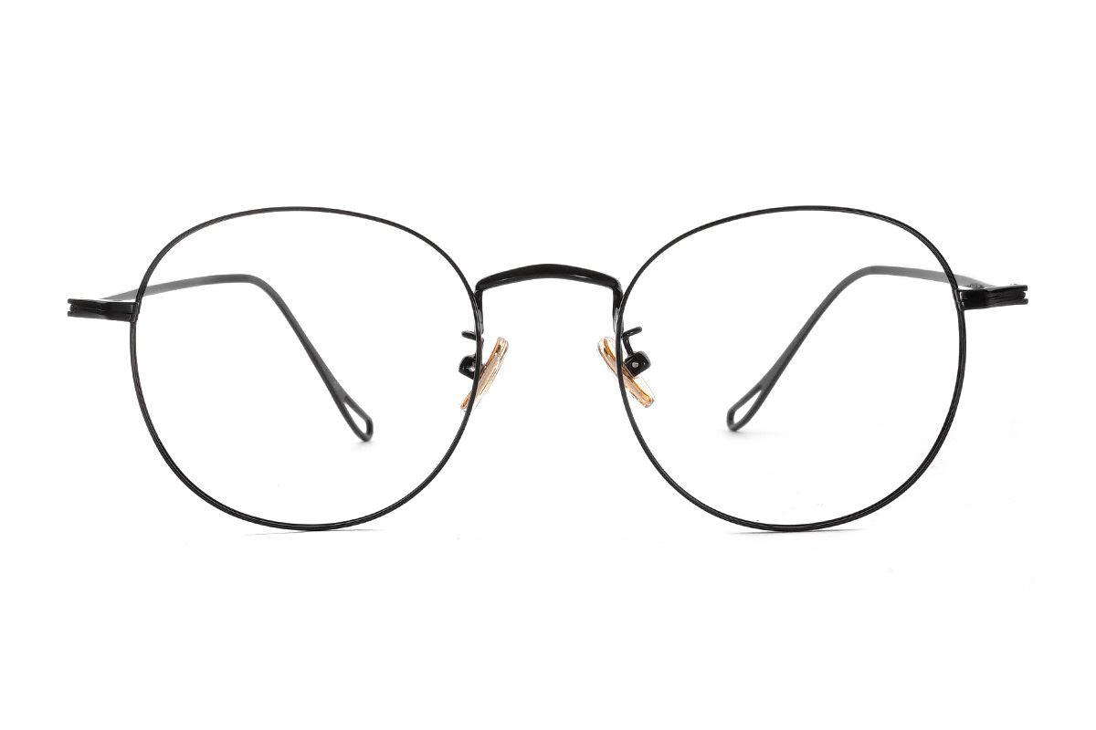 嚴選質感細框眼鏡 FU8181-C72