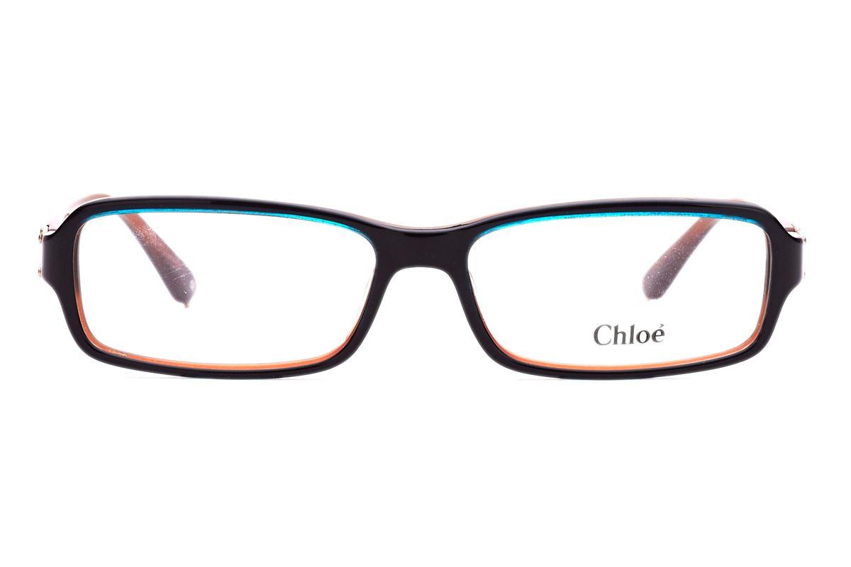 Chloe 高質感眼鏡框1194-BU2